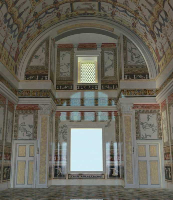 , Domus Aurea: restoration and virtual reality, Rome Guides
