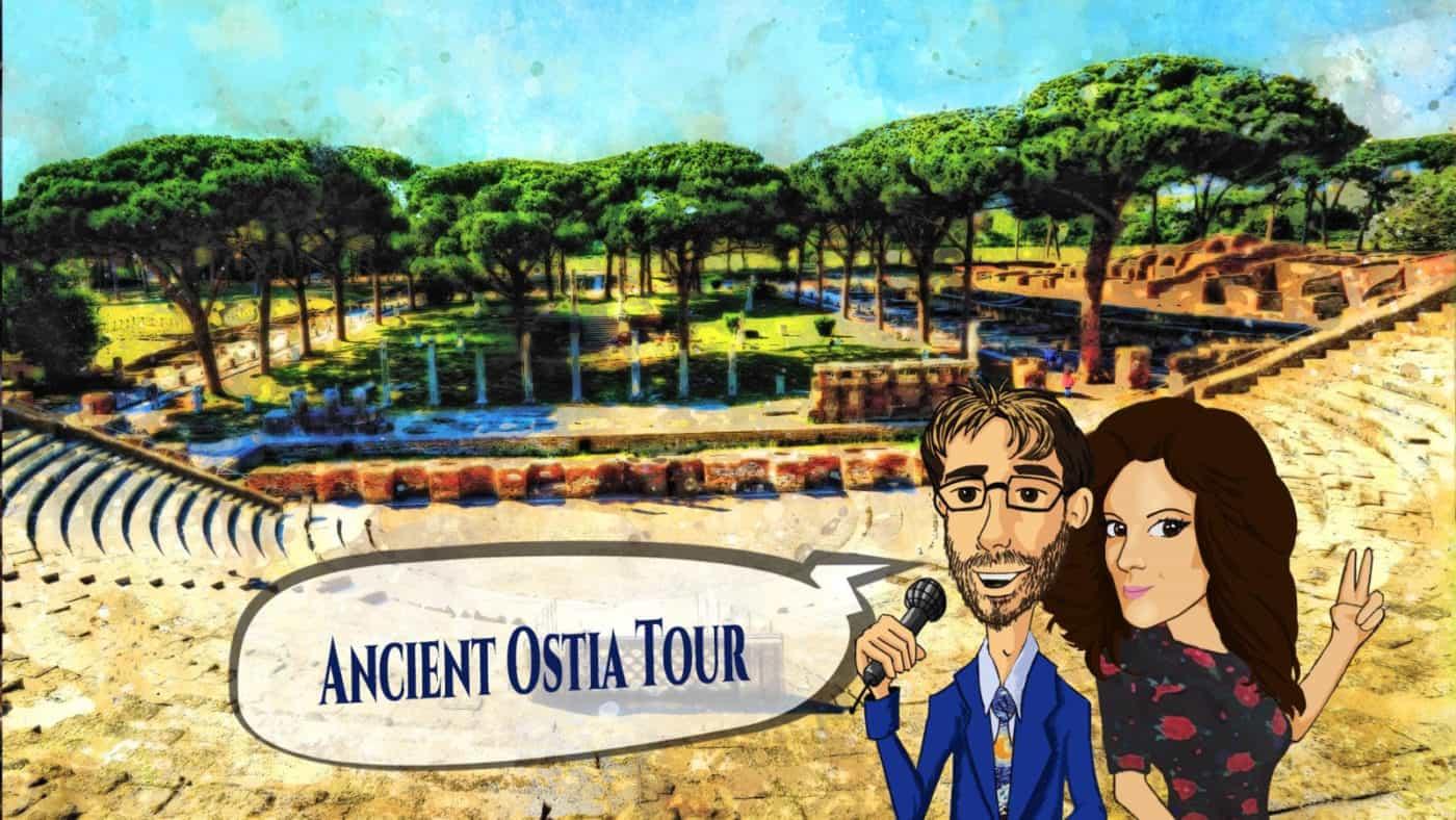 Tour di Ostia Antica, Ostia Antica, Rome Guides