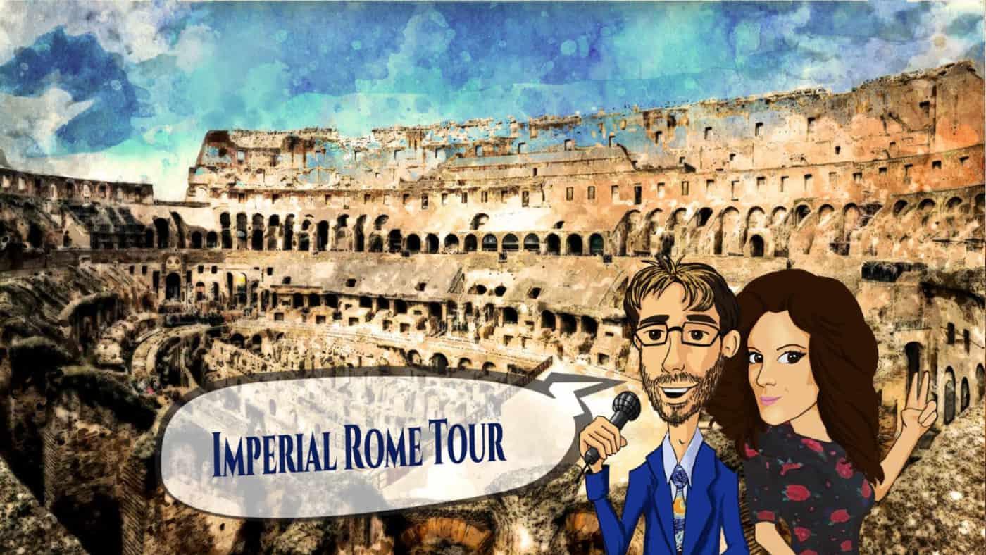 Tour di Roma Imperiale, Roma Imperiale, Rome Guides