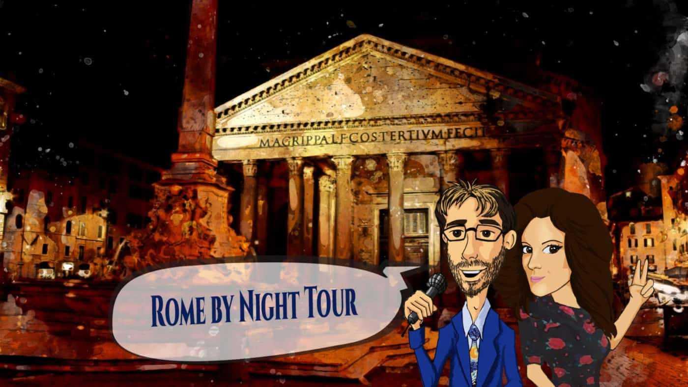 Tour Roma di Notte, Roma di notte, Rome Guides