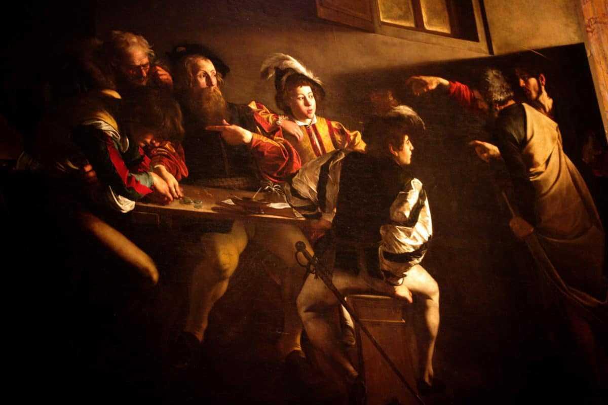 caravaggio tour, Caravaggio Tour, Rome Guides