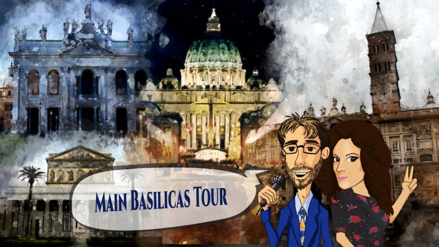 Les 4 Basiliques Majeurs, Les 4 Basiliques Majeurs, Rome Guides
