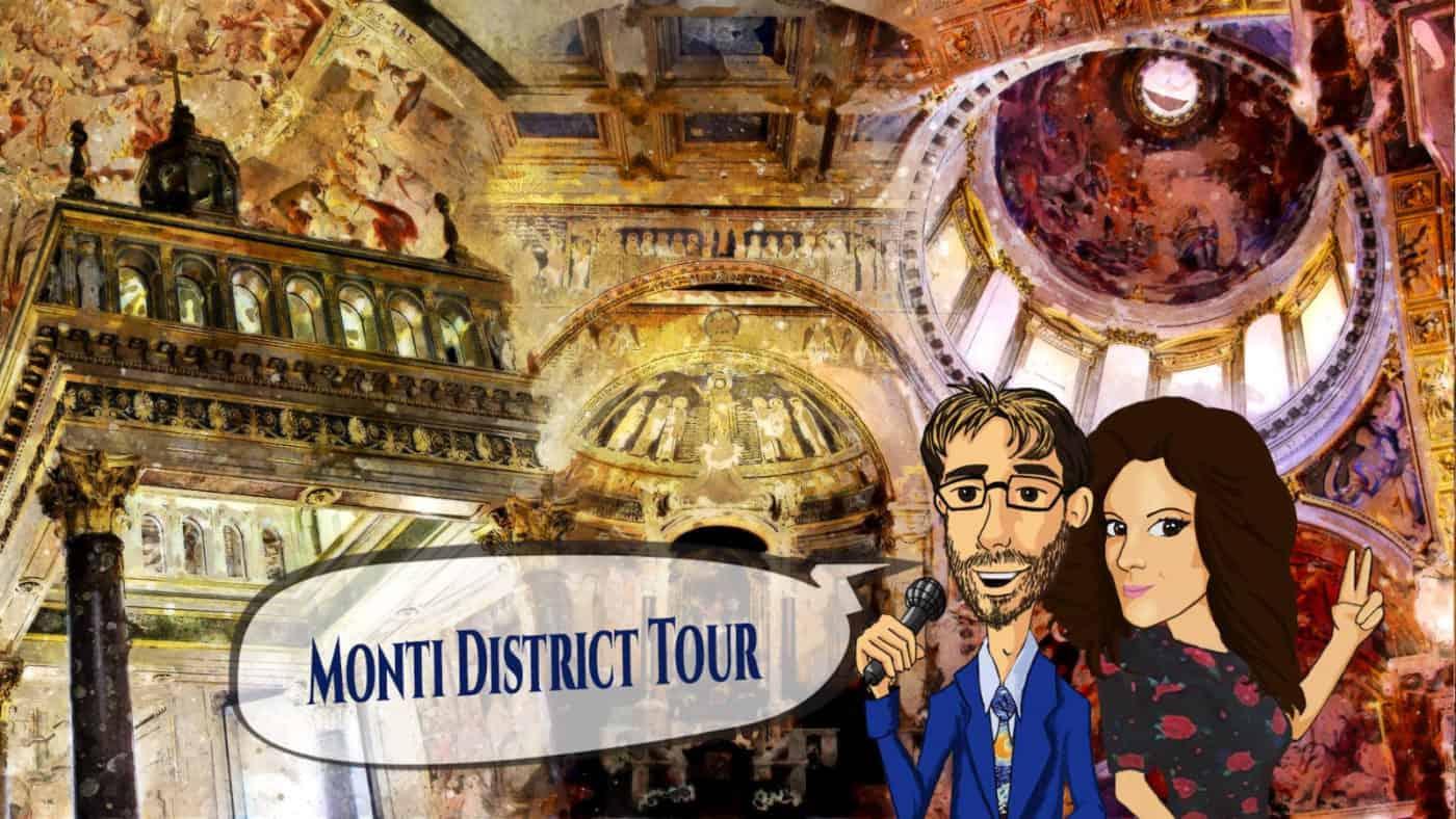 Rione Monti, Rione Monti, Rome Guides