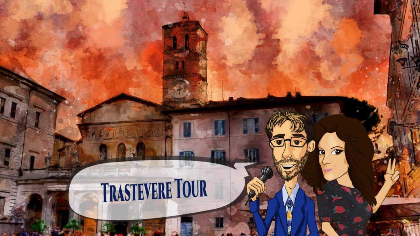 Tour barrio trastevere, Barrio Trastevere, Rome Guides