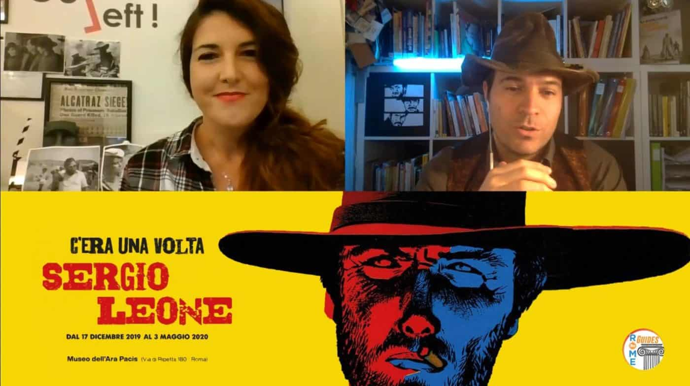 C'era una volta Sergio Leone - Visita Virtuale