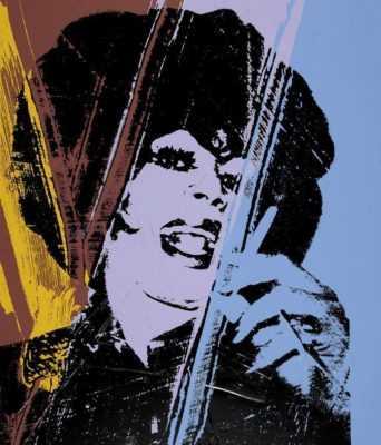 Andy Warhol Drag Queen
