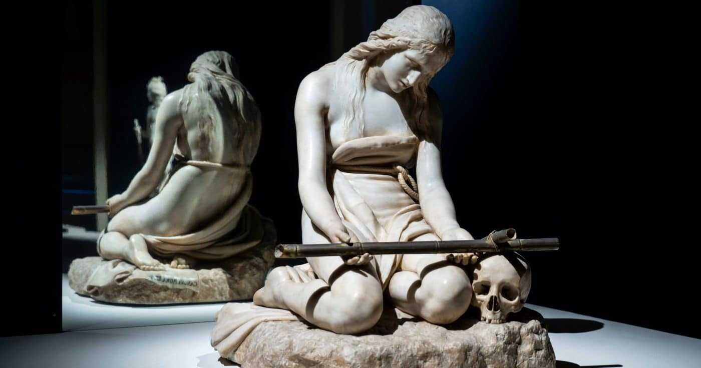 Maddalena Penitente di Antonio Canova, Antonio Canova – Maddalena Penitente, Rome Guides
