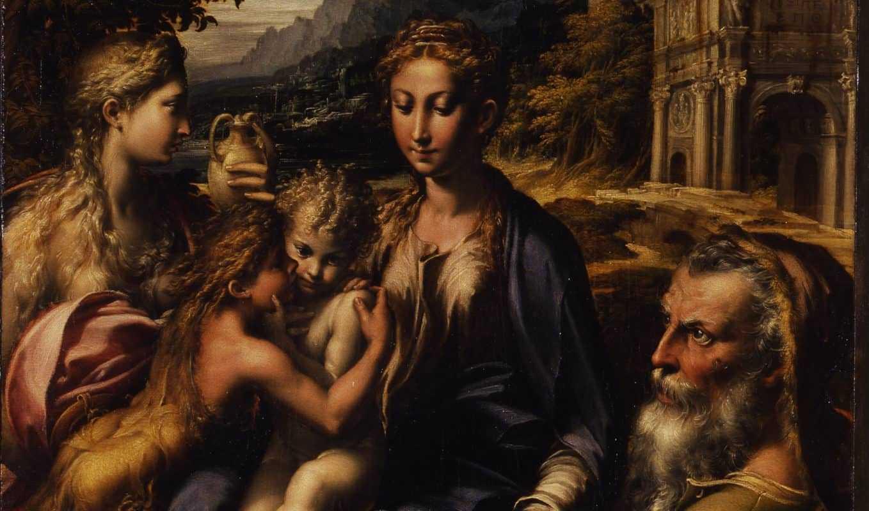 Parmigianino Madonna San Zaccaria, Parmigianino – Madonna di San Zaccaria, Rome Guides