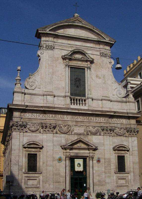 Trevi District Itinerary 9, Trevi District – Itinerary 9, Rome Guides