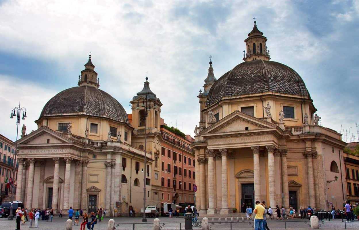 Campo Marzio District Itinerary 15, Campo Marzio District – Itinerary 15, Rome Guides