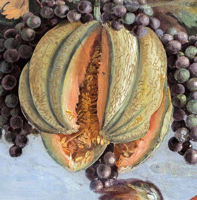 Fiori e frutta alla Farnesina e in Vaticano, Fiori e frutta alla Farnesina e in Vaticano, Rome Guides