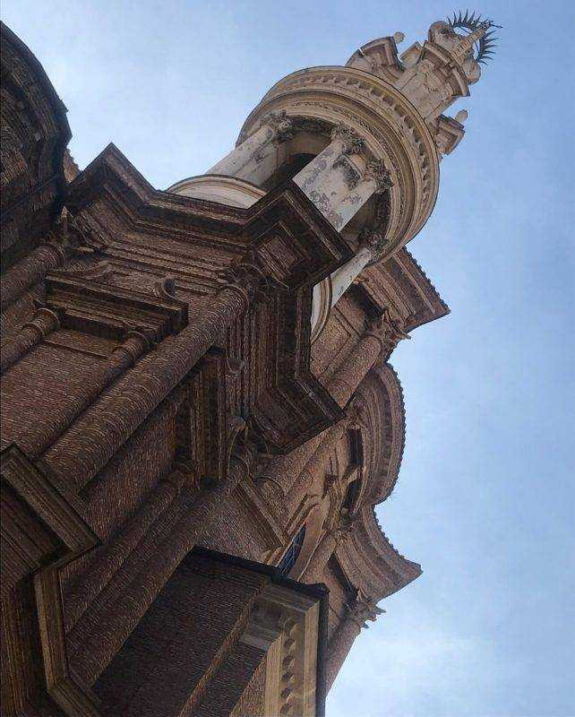Colonna District Itinerary 13, Colonna District – Itinerary 13, Rome Guides