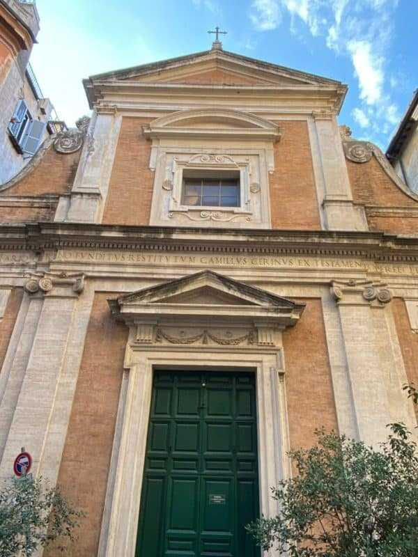 Parione District Itinerary 22, Parione District – Itinerary 22, Rome Guides