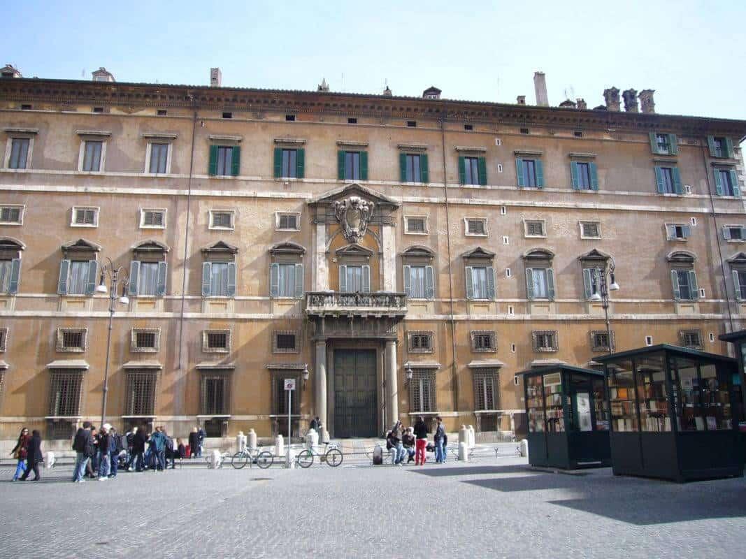 Campo Marzio District Itinerary 18, Campo Marzio District – Itinerary 18, Rome Guides