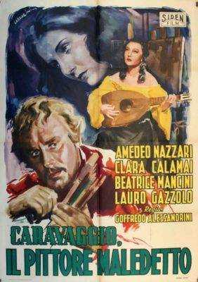 Caravaggio sul piccolo e grande schermo, Caravaggio sul piccolo e grande schermo, Rome Guides