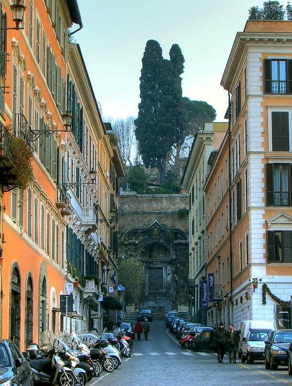 Campo Marzio District Itinerary 16, Campo Marzio District – Itinerary 16, Rome Guides