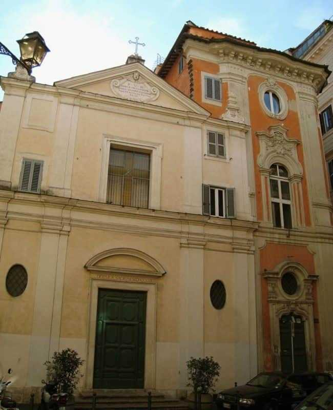 Eustace District Itinerary 31, St. Eustace District – Itinerary 31, Rome Guides