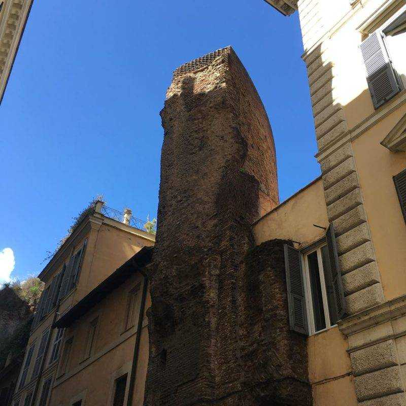 Pigna District Itinerary 34, Pigna District – Itinerary 34, Rome Guides