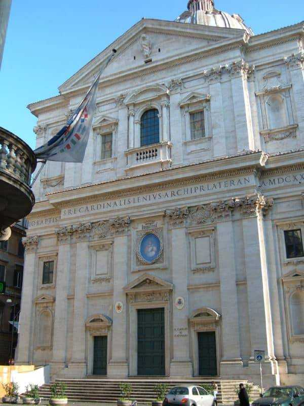 Eustace District Itinerary 32, St. Eustace District – Itinerary 32, Rome Guides