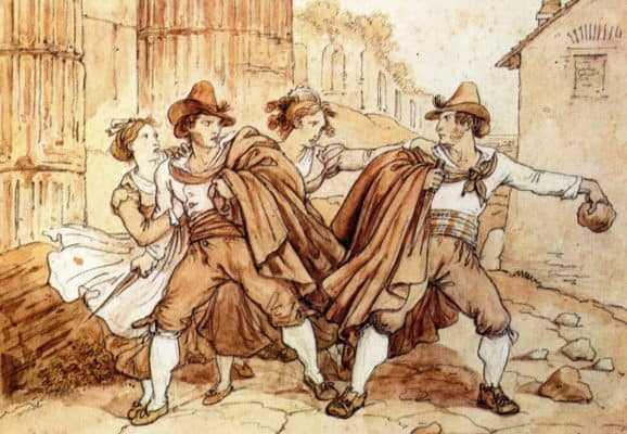 Roma fra bulli e duelli, Roma tra bulli e duelli, Rome Guides