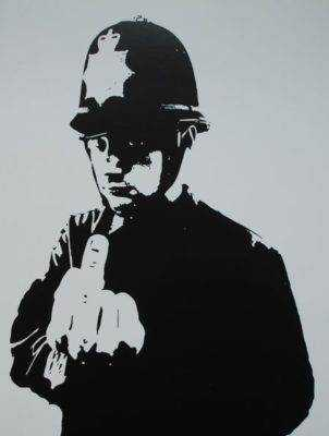 Banksy - A Visual Protest, Introduzione a Banksy – A Visual Protest, Rome Guides