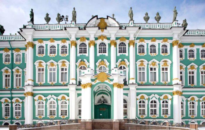 L'Hermitage in un unico piano sequenza, L'Hermitage in un unico piano sequenza, Rome Guides
