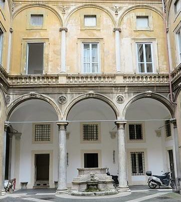 Eustace District Itinerary 29, St. Eustace District – Itinerary 29, Rome Guides