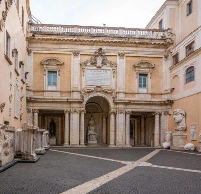 Campitelli District Itinerary 37, Campitelli District – Itinerary 37, Rome Guides