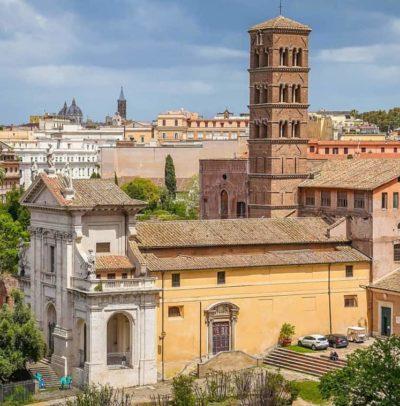 Campitelli District Itinerary 39, Campitelli District – Itinerary 39, Rome Guides