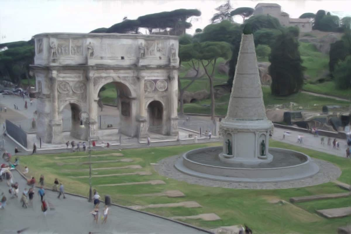Campitelli District Itinerary 41, Campitelli District – Itinerary 41, Rome Guides