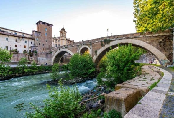 Sant'Angelo District Itinerary 42, Sant'Angelo District – Itinerary 42, Rome Guides