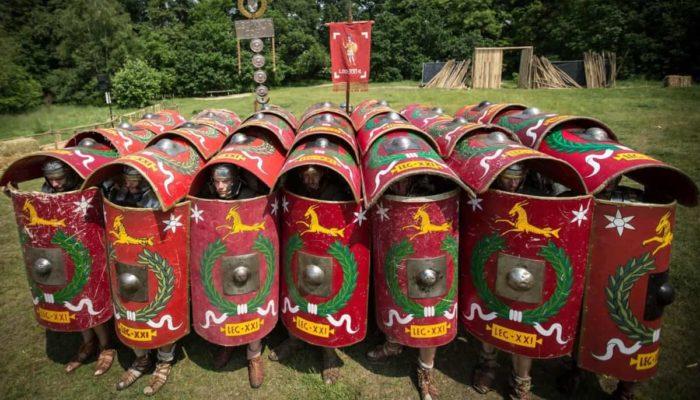gli eserciti nemici dell'Impero Romano, Gli eserciti nemici dell'Impero Romano (4/8), Rome Guides