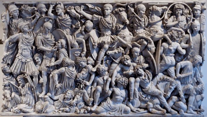 Caduta dell'Impero Romano, La caduta dell'Impero Romano (7/8), Rome Guides