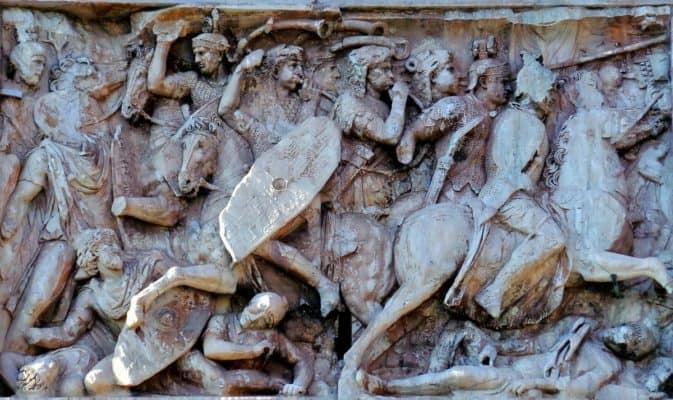La minaccia dei barbari nell'Impero Romano, La minaccia dei barbari nell'Impero Romano (5/8), Rome Guides