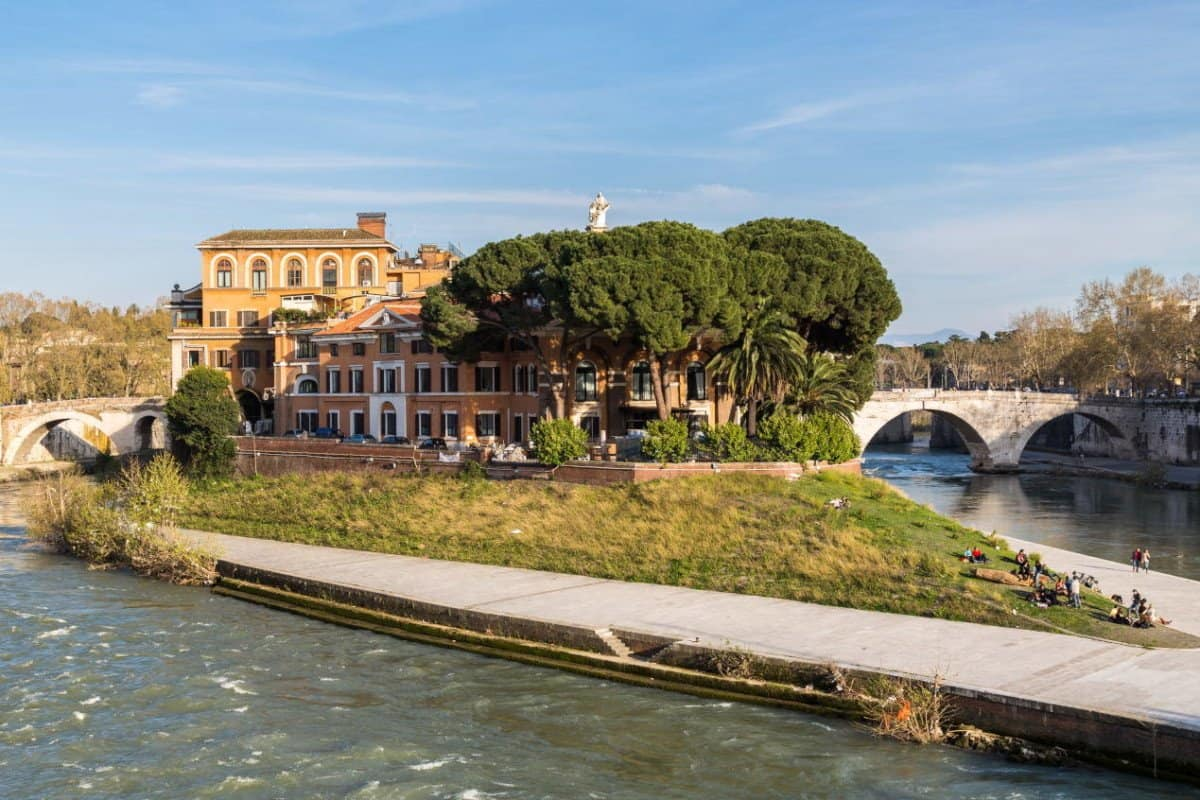 Ripa District Itinerary 44, Ripa District – Itinerary 44, Rome Guides