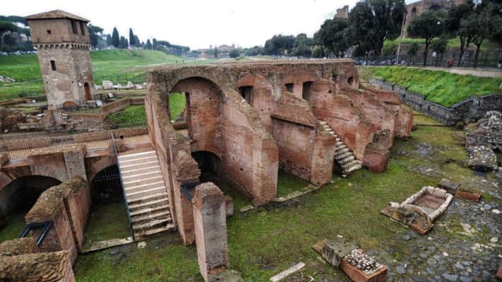 Ripa District Itinerary 46, Ripa District – Itinerary 46, Rome Guides