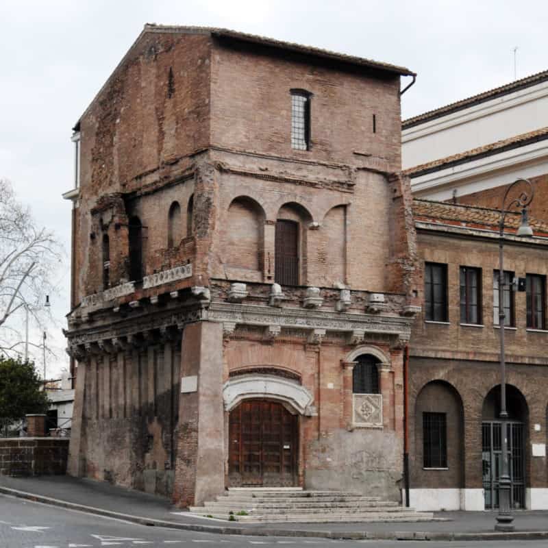Ripa District Itinerary 47, Ripa District – Itinerary 47, Rome Guides