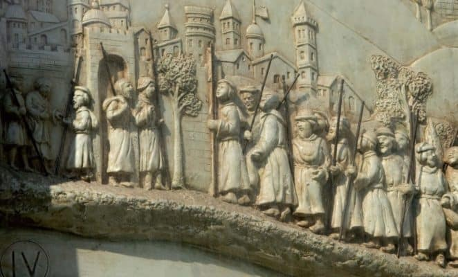 Roma nel Medioevo, Roma nel Medioevo – L'anno Mille, Rome Guides