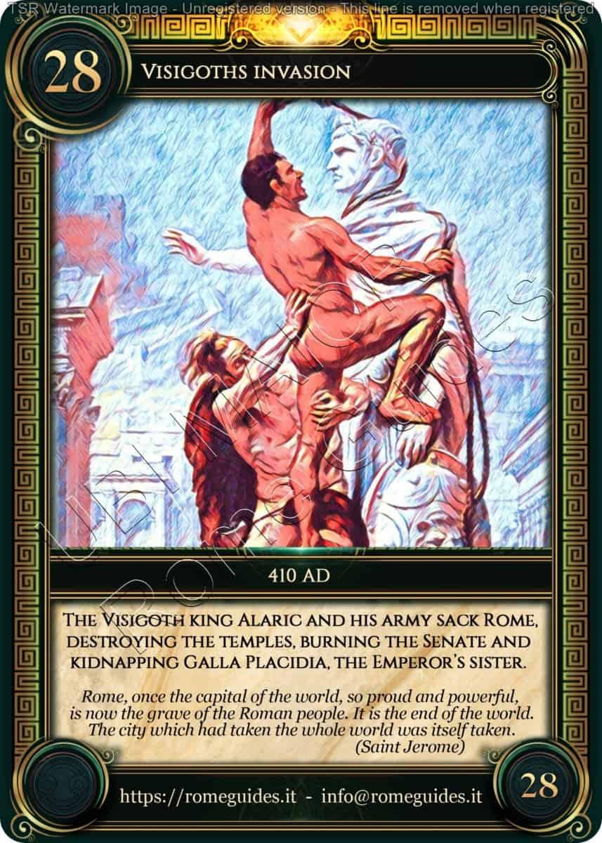 ubi maior card game, Ubi Maior Card Game, Rome Guides