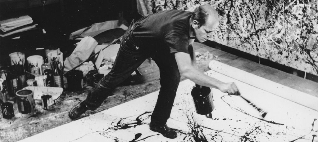Jackson Pollock, Jackson Pollock, Rome Guides