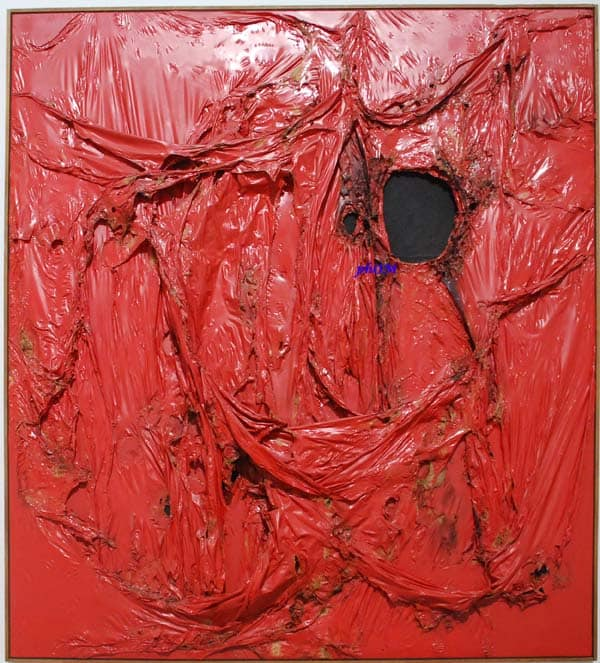 Jackson Pollock, Alberto Burri, Rome Guides