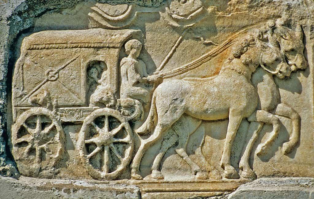 , Le strade nell'Antica Roma (3/3), Rome Guides