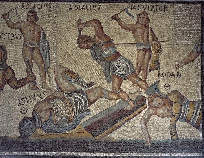 Mosaico-del-gladiatore-Borghese