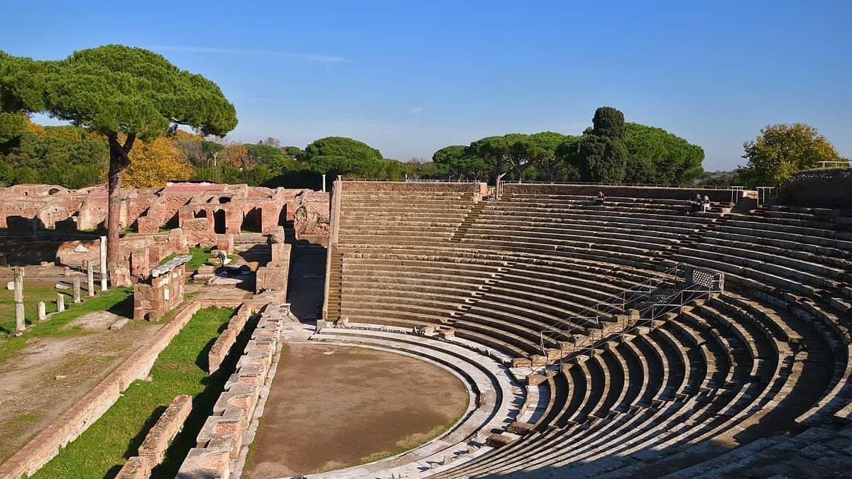, Gli spettacoli nell'Antica Roma (3/4), Rome Guides