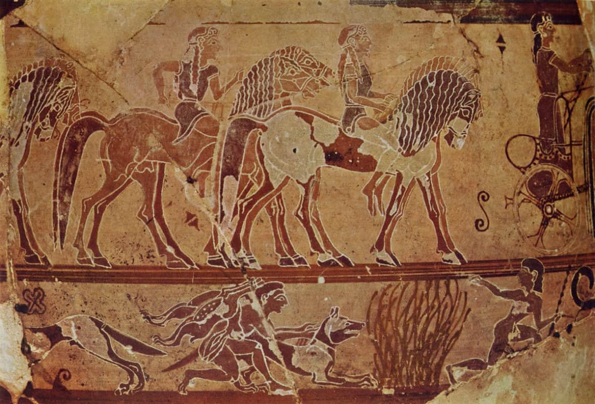 Visita guidata Museo Nazionale Etrusco, Museo Nazionale Etrusco, Rome Guides