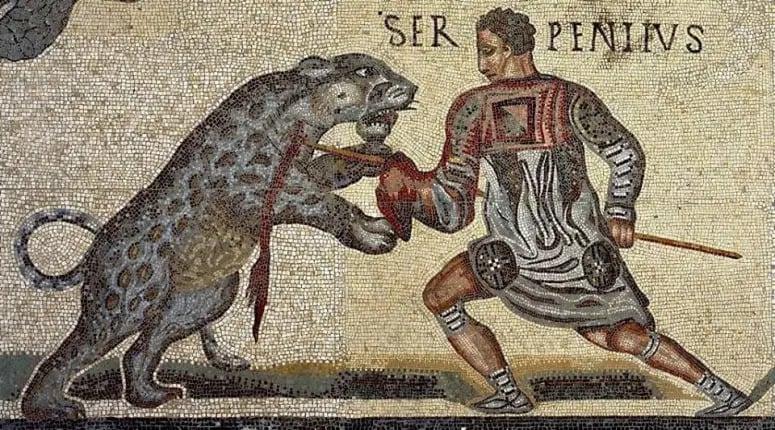 venationes-antica-roma