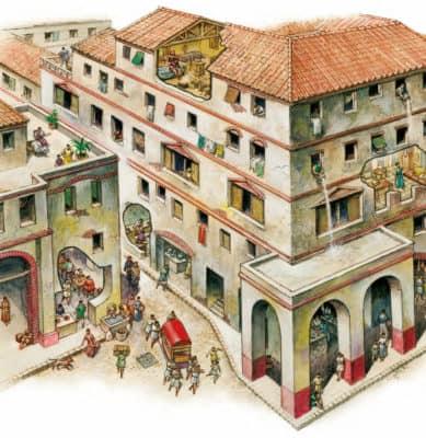 arredamento-casa-antica-roma