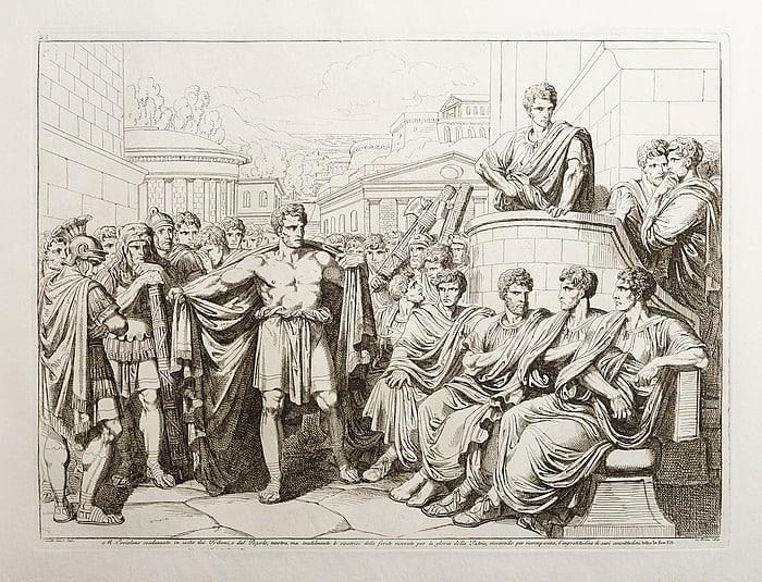 I processi nella Roma Antica, I processi nella Roma Antica, Rome Guides