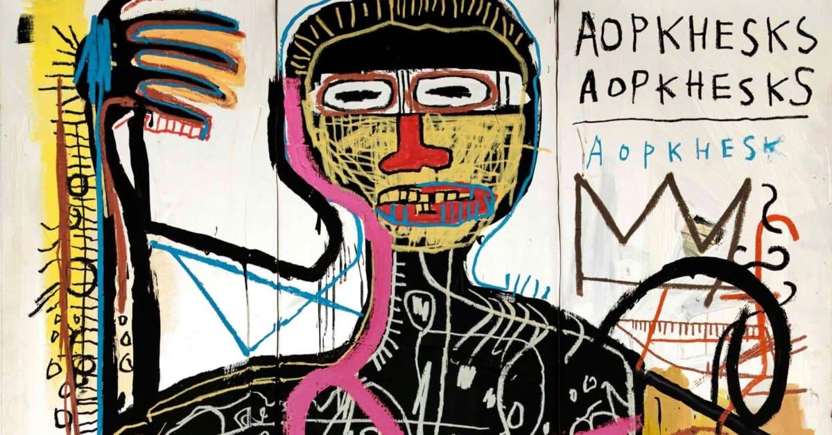 Jean-Michel Basquiat, Jean-Michel Basquiat, Rome Guides