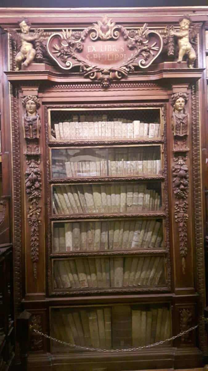 Biblioteca Vallicelliana, La Biblioteca Vallicelliana, Rome Guides